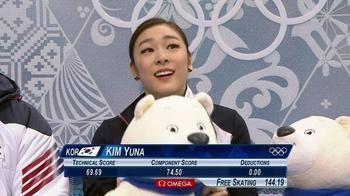 韓国 キム・ヨナ(23)銀メダル! ソチ五輪2014。.jpg